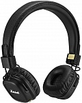 Наушники закрытые Marshall Major II Bluetooth Black