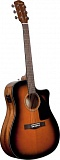 Fender CD-60CE DREADNOUGHT BROWN