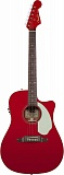 Fender SONORAN SCE CANDY APPLE RED WITH MATCHING HEADSTOCK